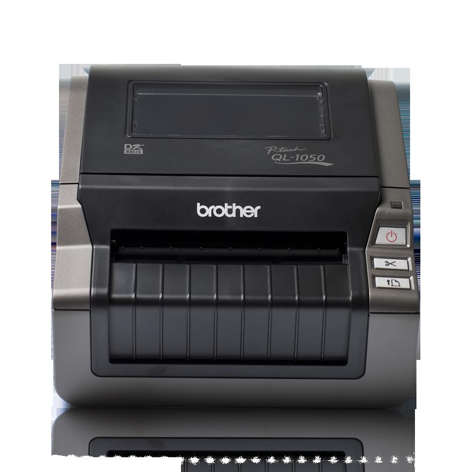 tlačiareň štítkov Brother QL1050