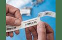 QL1100 etikettskriver for utskrift av leveranseetiketter i bredt format med strekkoder 6