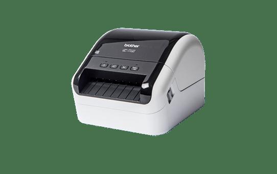 QL-1100 - labelprinter til fragtlabels med stregkoder  2