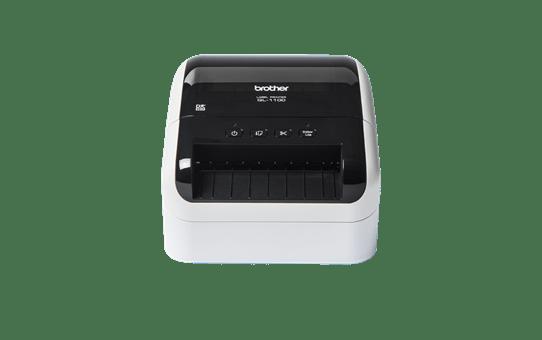 QL-1100 - labelprinter til fragtlabels med stregkoder