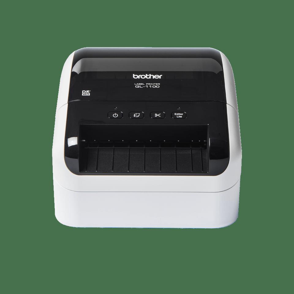 QL-1100 Labelprinter voor grootformaat labels 2