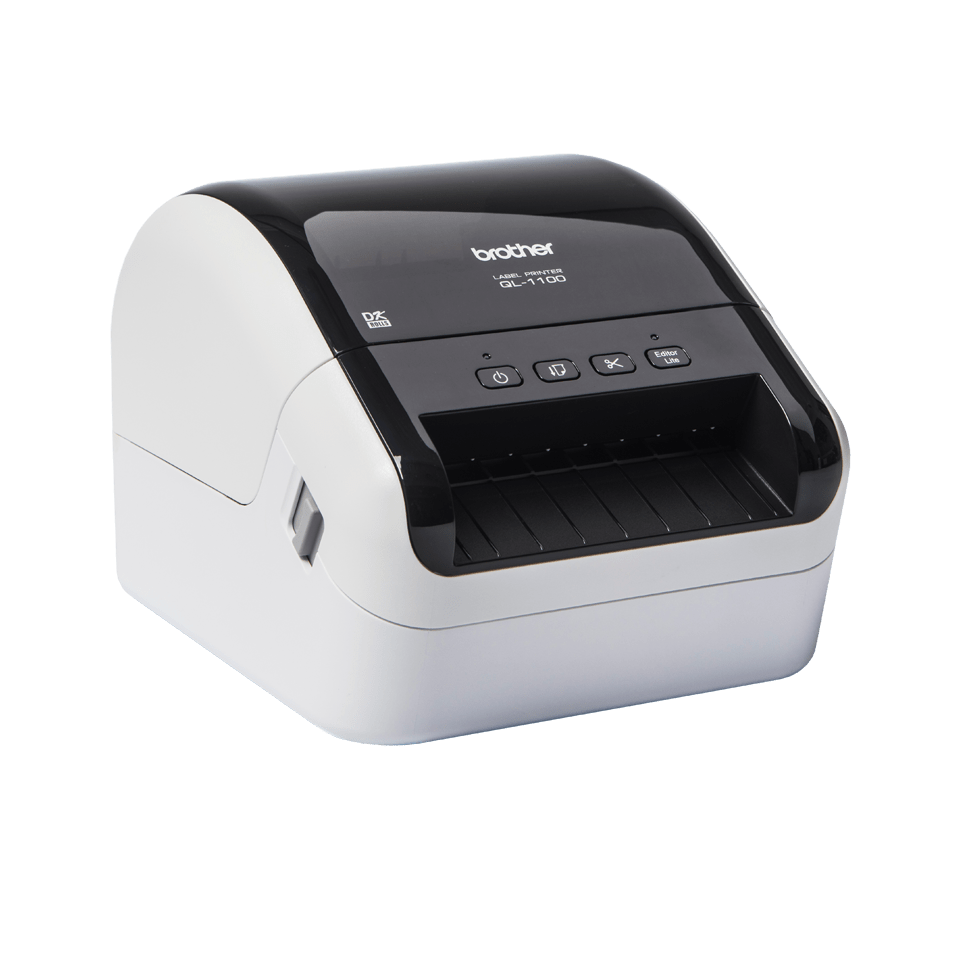 QL-1100 Labelprinter voor grootformaat labels 3