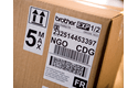 QL1110NWB etikettskriver for leveranseetiketter i bredt format med strekkoder 5