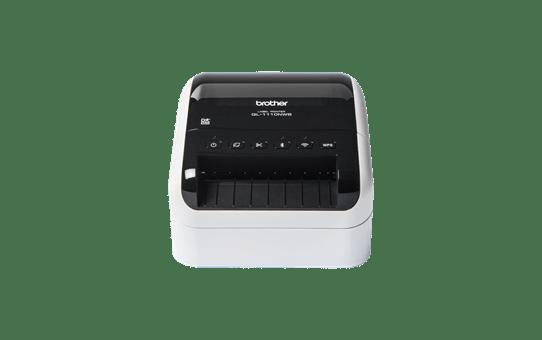 QL-1110NWB - labelprinter til fragtlabels med stregkoder  3