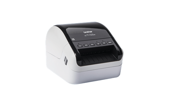 QL-1110NWB wide format shipping barcode label printer  3
