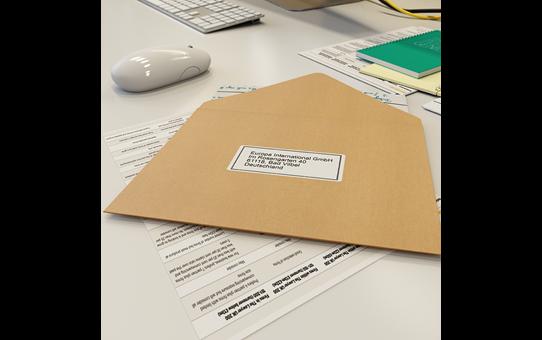 QL-600 Labelprinter voor adresetiketten en kantoortoepassingen 4