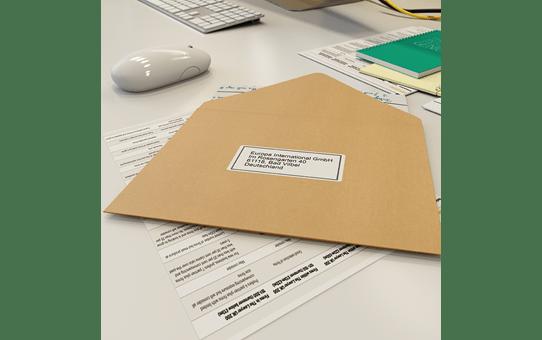 QL-600 imprimante d'étiquettes de bureau 62mm pour étiquettes d'adressage et d'expédition 4