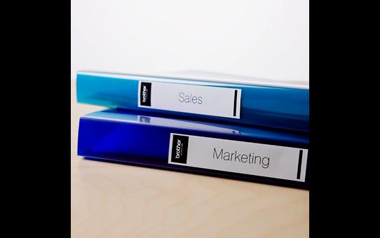 QL-600B imprimantă de etichete de livrări și adrese  6