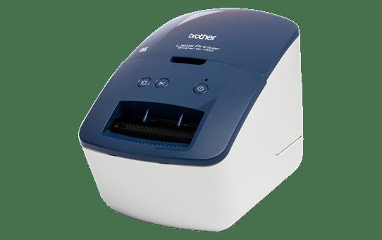 QL-600B Blau 2