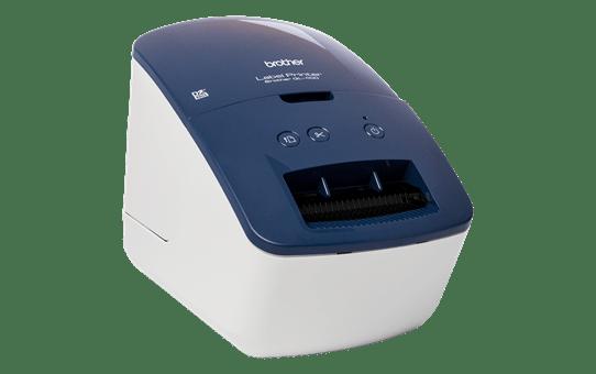 QL-600B imprimantă de etichete de livrări și adrese  3