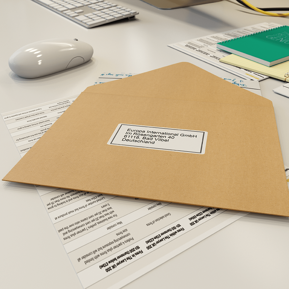 QL-600G Postage and Address Label Printer 4