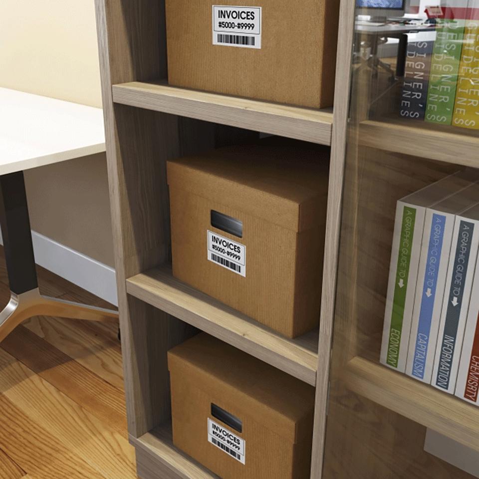 QL-600G Postage and Address Label Printer 7