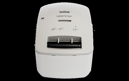 QL-600G Grau