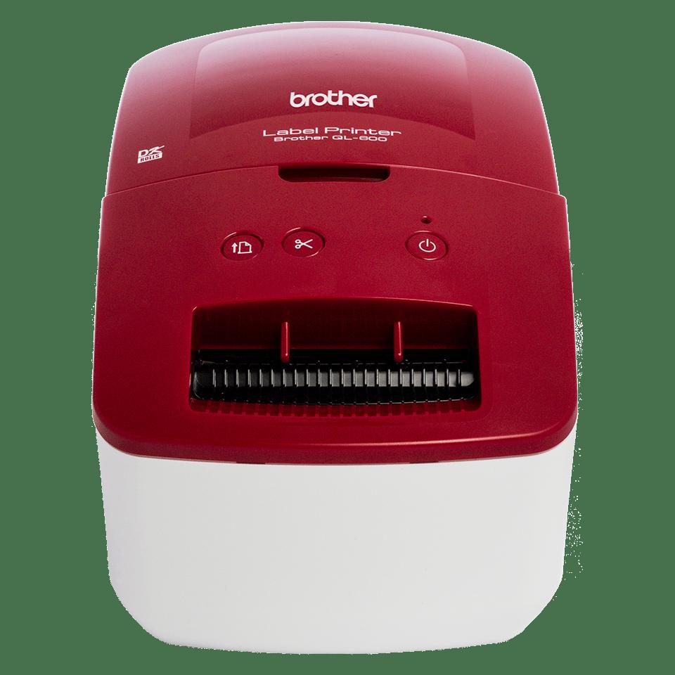 QL-600R Stampante di etichette per indirizzi e spedizioni