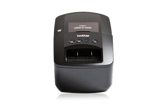 QL-720NW High-Speed Label Printer + Network, Wireless 2