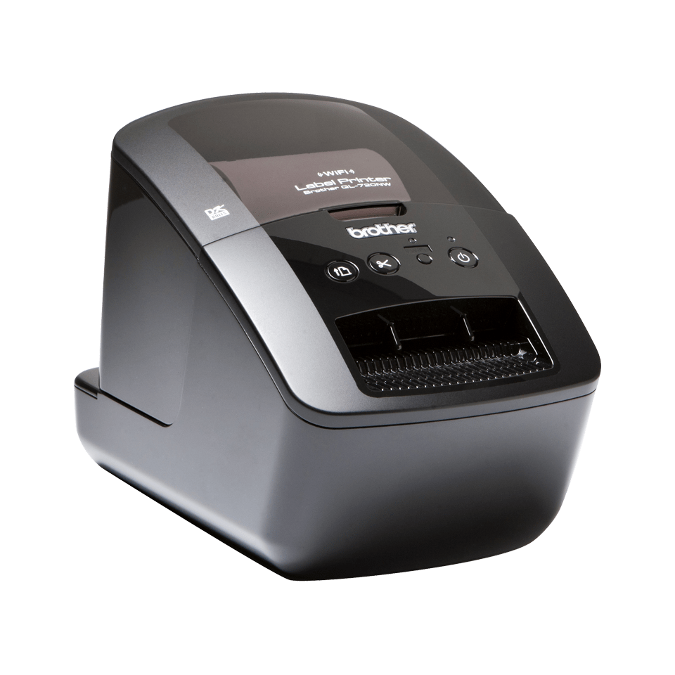 QL-720NW High-Speed Label Printer + Network, Wireless 3