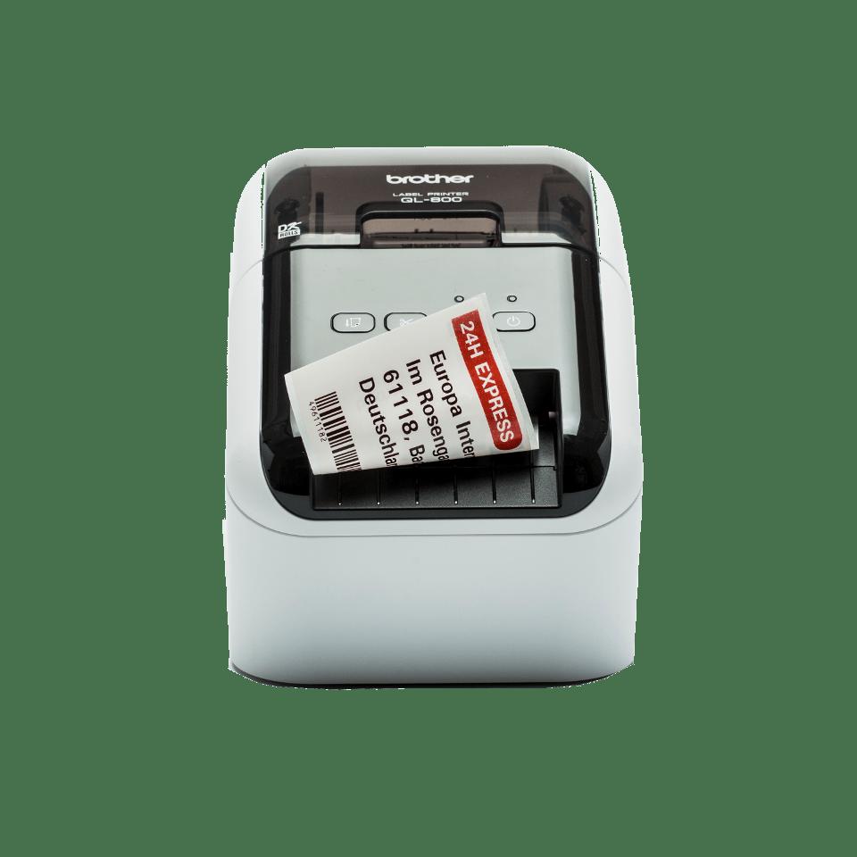 Brother QL-800 Farb-Etikettendrucker