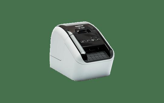 QL-800 imprimante d'étiquettes de bureau 62mm pour étiquettes professionnelles en noir et en rouge 3