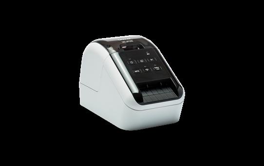 QL-810W imprimante d'étiquettes de bureau 62mm pour étiquettes professionnelles en noir et en rouge 3