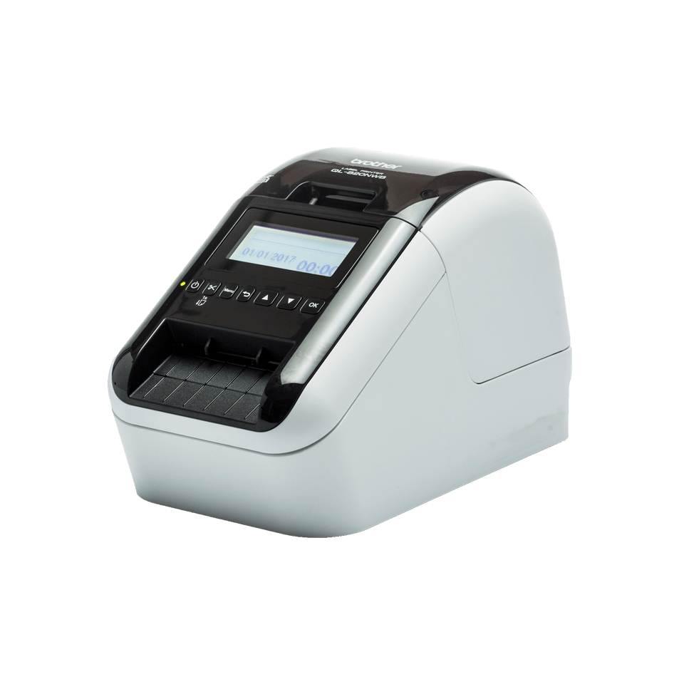 QL-820NWB Network Label Printer 2