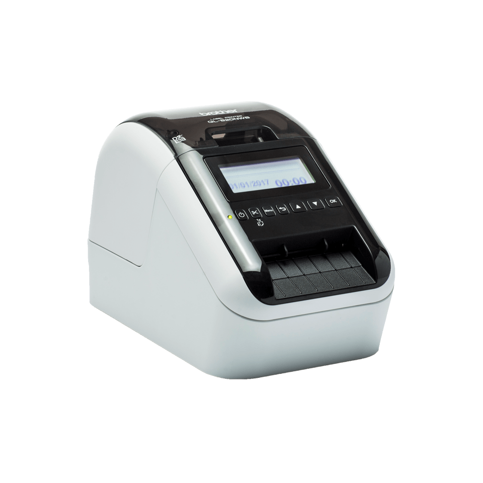 QL-820NWB Network Label Printer 3