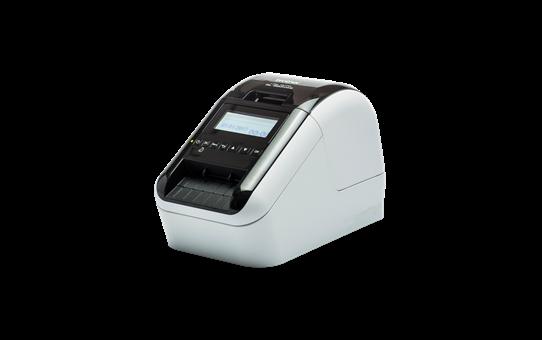 QL-820NWB imprimante d'étiquettes de bureau 62mm pour étiquettes professionnelles en noir et en rouge