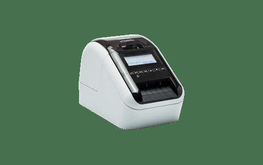 QL-820NWB imprimante d'étiquettes de bureau 62mm pour étiquettes professionnelles en noir et en rouge 3