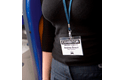 QL-820NWBVM Imprimante de badges pour visiteurs et de pass d'événements 6