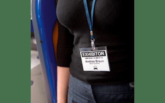 QL-820NWBVM lankytojų ženklelių ir renginių leidimų spausdintuvas  6