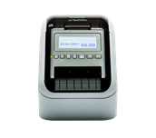 QL-820NWBVM - visitor badge and event pass printer