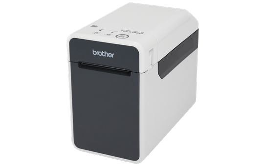 Brother TD2130N etikettskriver og kvitteringsskriver med innebygget nettverk 2