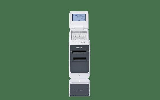 TD-2130N 2 inch professionele labelprinter - direct thermisch + LAN 2