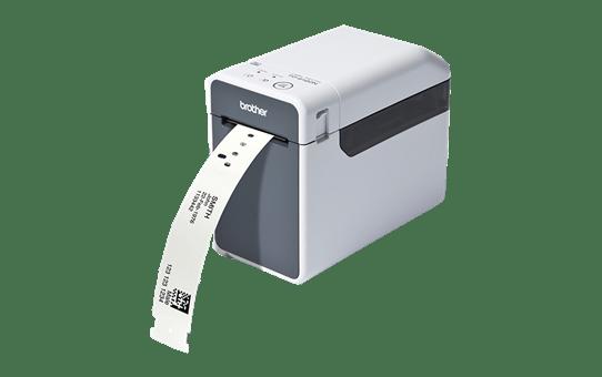 TD-2130NHC 2 inch professionele labelprinter - direct thermisch + LAN + polsbandjes 2