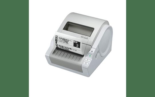 TD-4000 imprimante d'étiquettes professionnelle 3