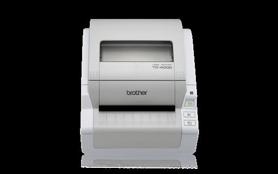 TD-4000 Professional Wide Label Printer 2
