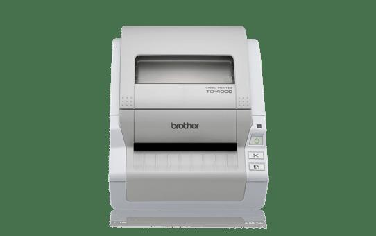 TD-4000 imprimante d'étiquettes professionnelle 4 pouces - thermique directe 2