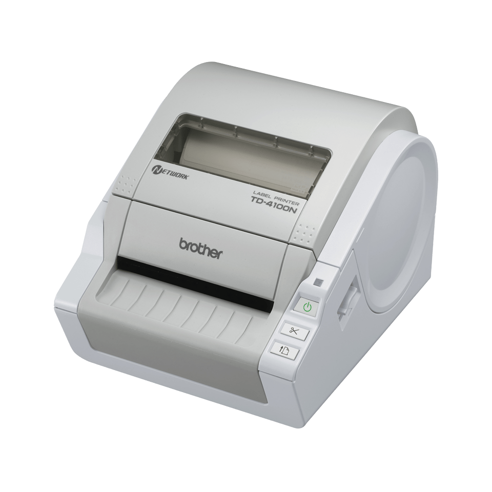 TD-4100N - Industrial Label Printer