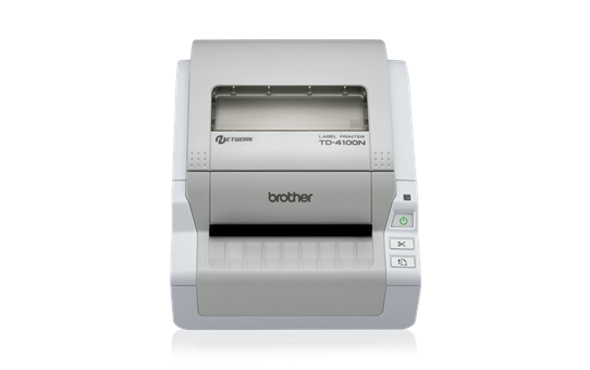 TD-4100N - Industrial Label Printer 2