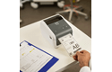 TD-4410D Imprimante d'étiquettes de bureau professionnelle 6