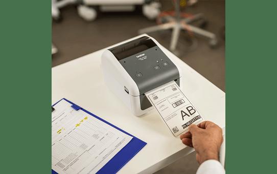 TD-4410D imprimante d'étiquettes professionnelle 4 pouces - thermique directe 6