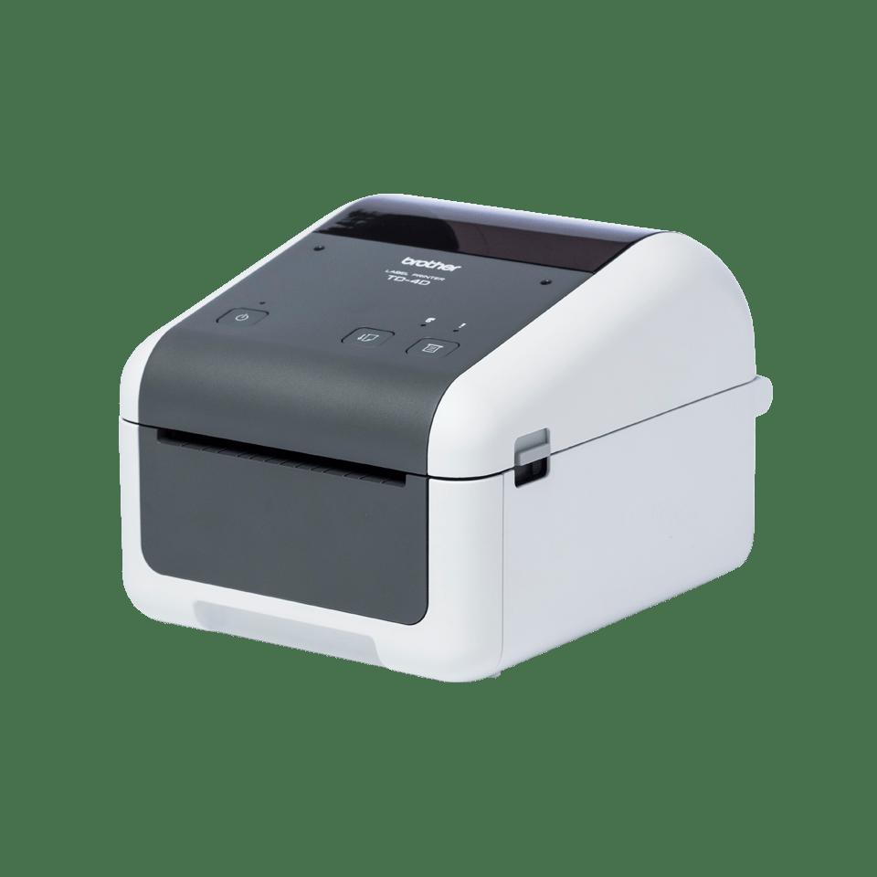 TD-4410D Imprimante d'étiquettes de bureau professionnelle 2