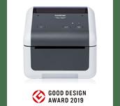 TD-4410D imprimante d'étiquettes professionnelle 4 pouces - thermique directe