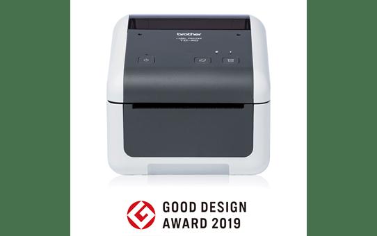 TD-4410D imprimante d'étiquettes de bureau 4 pouces - thermique directe