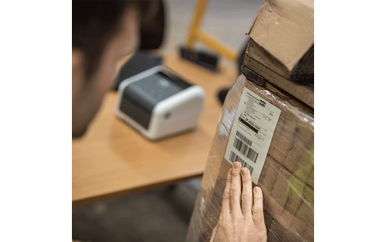TD-4420DN high-quality network desktop label printer 5