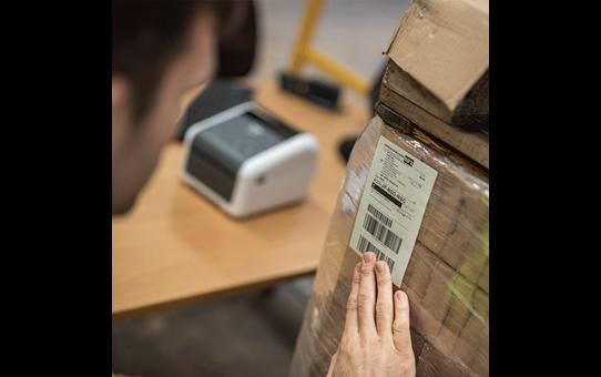 TD-4420DN Imprimante d'étiquettes de bureau professionnelle 5