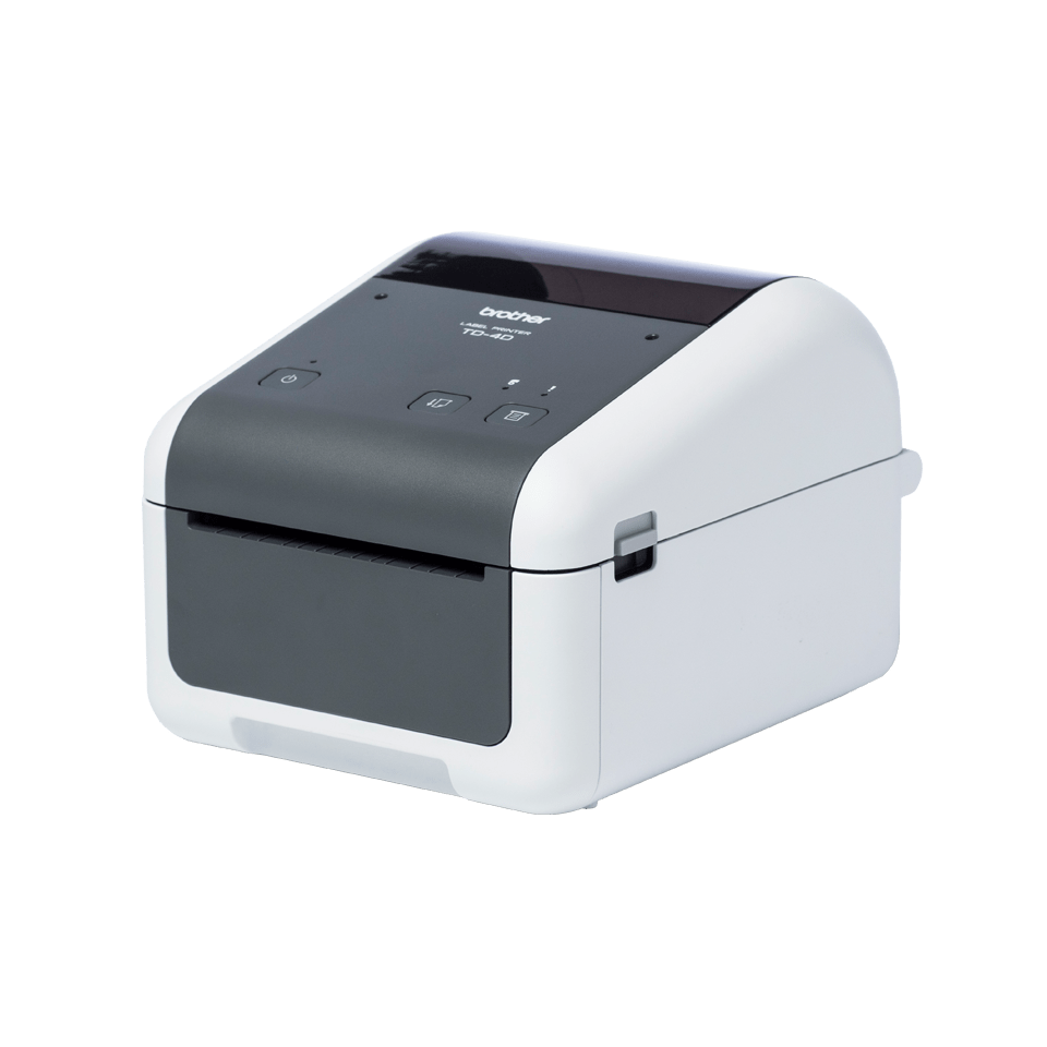 TD-4420DN 4 inch professionele labelprinter - direct thermisch + LAN 2