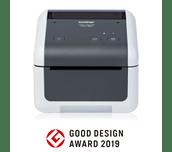 TD-4420DN imprimante d'étiquettes thermique directe 4 pouces
