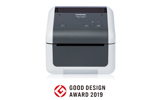 TD-4420DN Professioneller Desktop-Etikettendrucker
