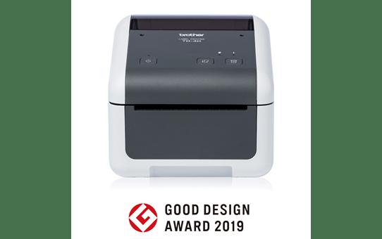 TD-4420DN imprimante d'étiquettes de bureau 4 pouces - thermique directe