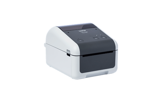 TD-4420DN 4 inch professionele labelprinter - direct thermisch + LAN 3